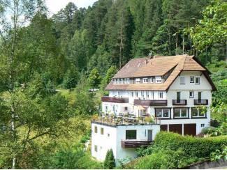 Zwarte Woud, Pension en vakantiewoning Talblick, Duitsland