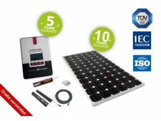 Power XS20 Solar Zonnepaneel MPPT 100W (Onze meest complete set)