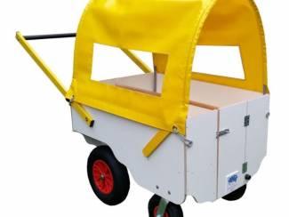 bolderwagen voor 6-8 kindjes