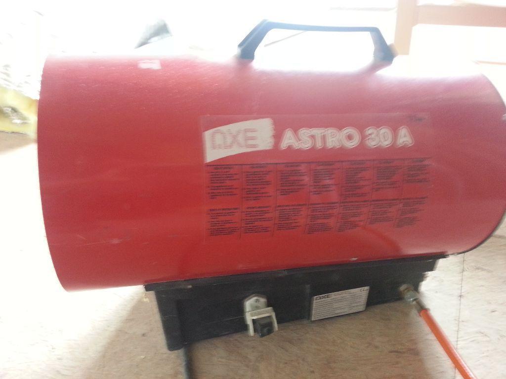 Astra A30 heteluchtkanon