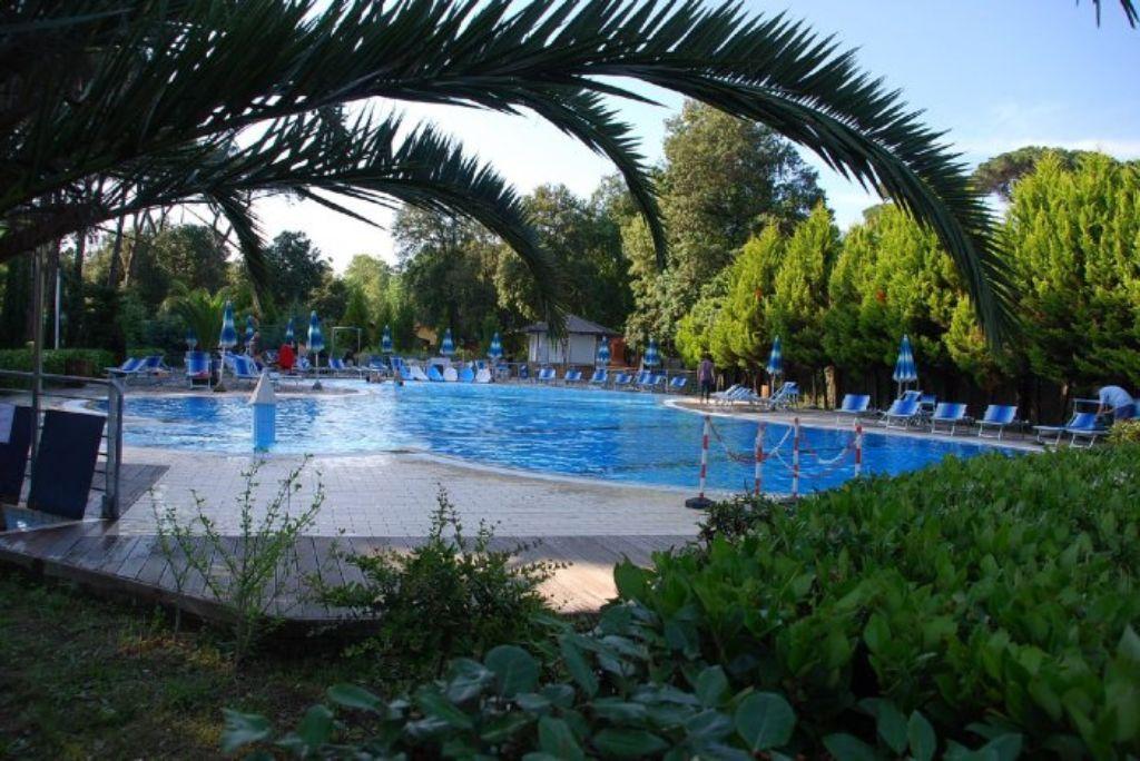 Stacaravan, Mobilehome, Chalet camping Paradiso, Toscane, Italie