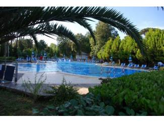 Stacaravan, Mobilehome, Chalet camping Paradiso, Toscane, Italie