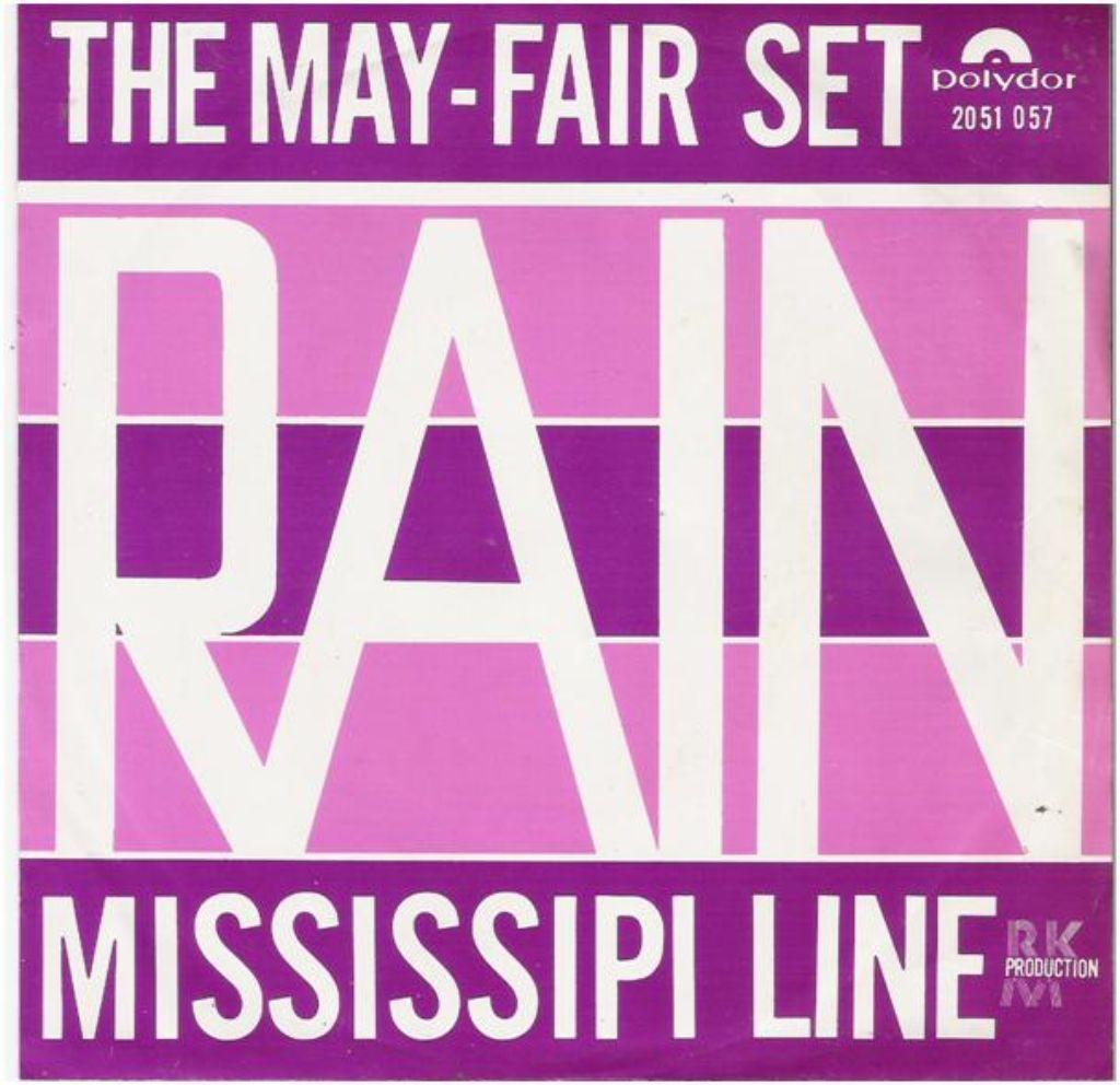 "THE MAY-FAIR SET: ""Rain"" - BELPOPTOPPER!"