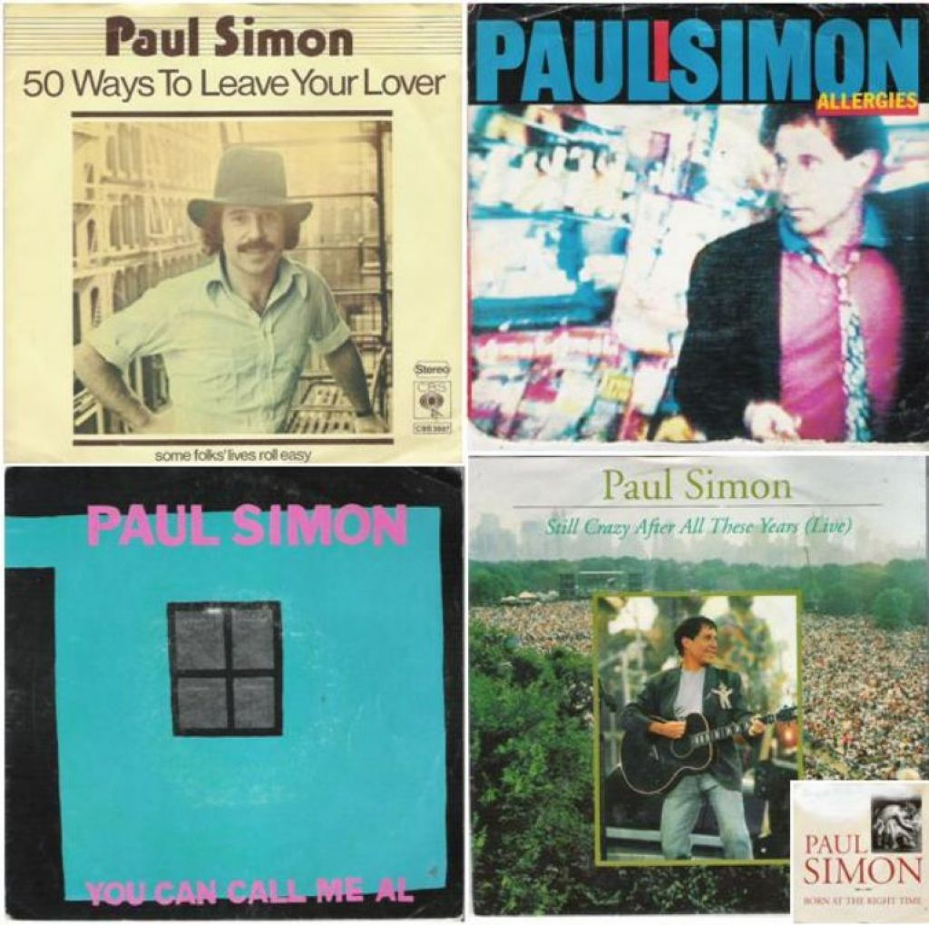 PAUL SIMON - PAKKET!