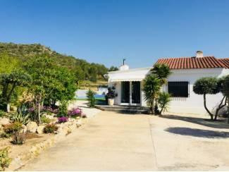 Vakantiehuis 10 pers. privezwembad, Costa Dorada, Tarragona