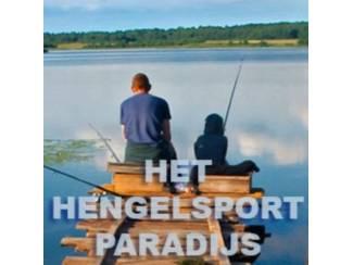 Alles voor uw hengelsport - Het Hengelsport Paradijs