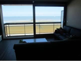 Vakantiehuizen | Belgie en Luxemburg Modern appartement op de zeedijk van Westende (6 personen)
