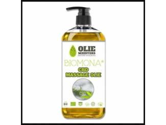 CBD Massage olie Groothandel