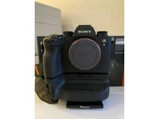 Sony a9 II full-frame camera (body)
