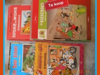 Top Lot Met Strips & Een Boek