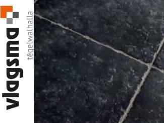 Tegels Plavuizen Naxos Palatino 50x50 Zwarte Vloertegels Rustiek