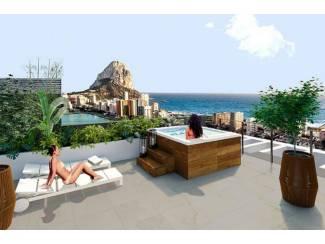 Moderne appartementen op 200 meter Arenal strand Calpe