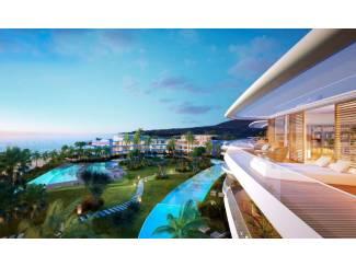 Vakantiehuizen | Spanje Eerste lijn strand moderne appartementen en villa?s in Estepona