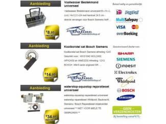 Onderdelen en Toebehoren Onderdelen & accessoires van Witgoed, Bruingoed, Elektronica