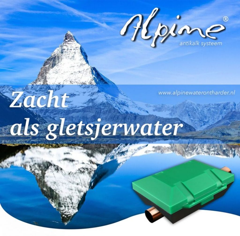 Waterontharder alternatief zonder zout  zonder onderhoud