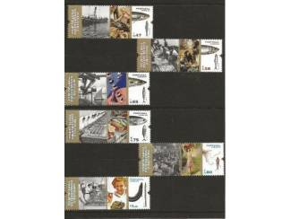postzegels Canning Industry uit 2016