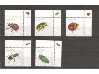 postzegels uit 2013 kevers uit Namibia