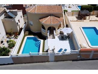 Heerlijke vakantievilla, privé zwembad in Rojales, Costa Blanca
