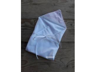 Babykleding   Prematuur wikkeldoekje, overleden prematuur