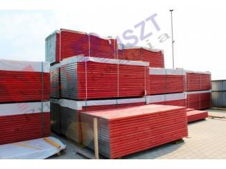 Steigers Nieuwe steigers PL70! 945 qm with Woodenplatforms SCAFFOLD