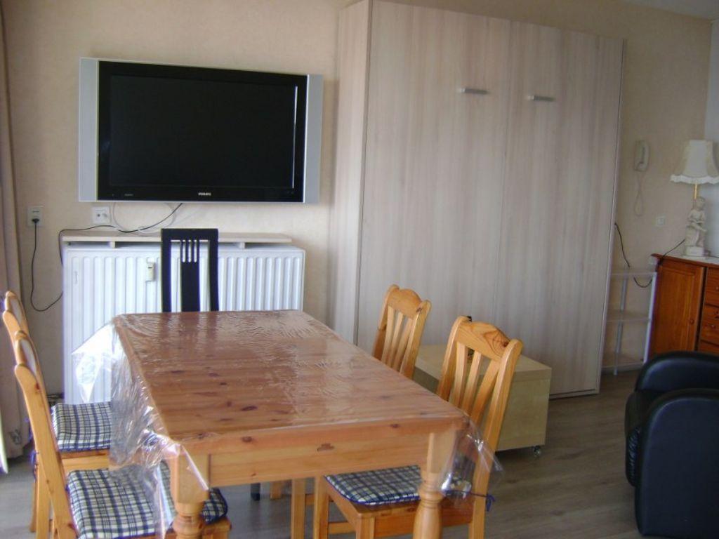 te huur appartement zeezicht en grote studio zonnekant Nieuwpoort