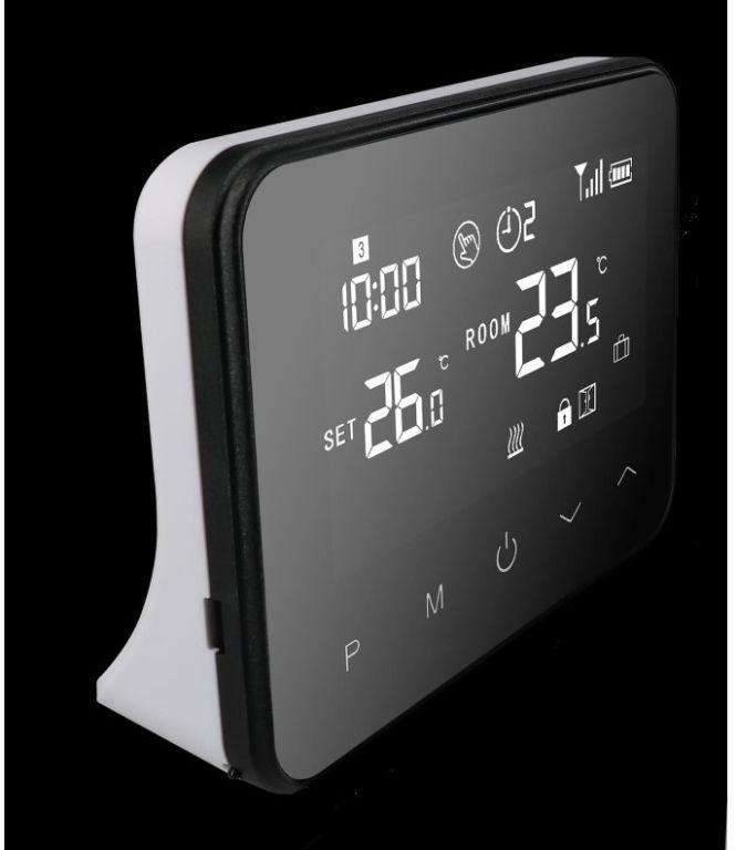 Thermostaten met WIFI en RF afstand bediening
