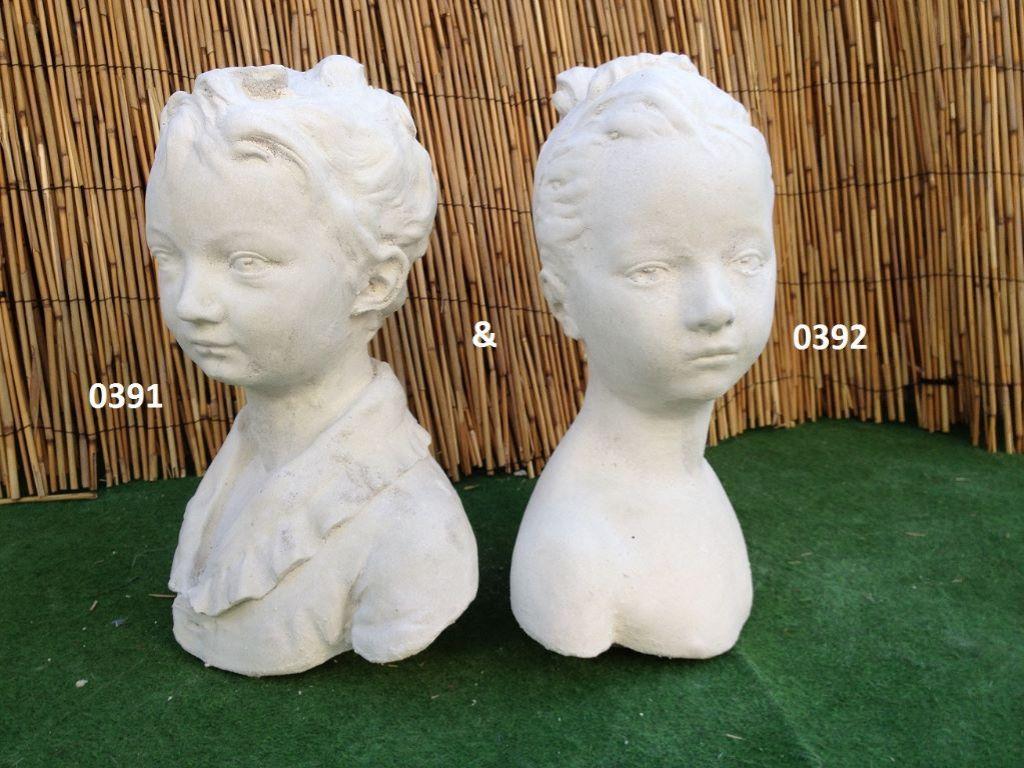 borstbeeld jongen en meisje