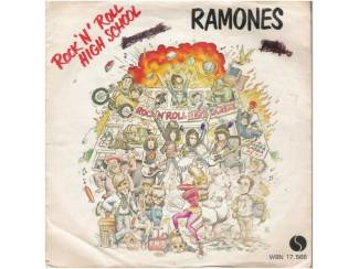 "RAMONES: ""Rock 'n' roll highschool"" - PUNKTOPPER!"