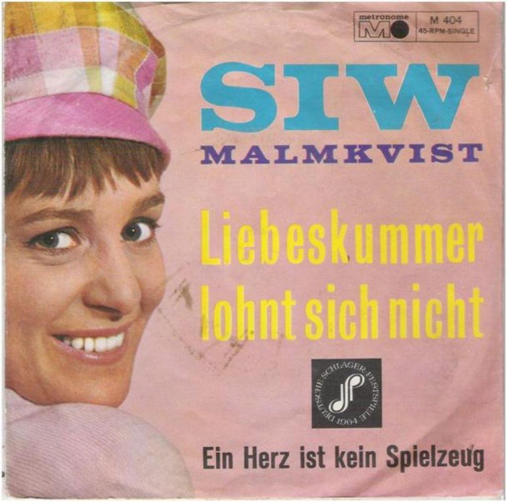 """SIW MALMKVIST: """"Liebeskummer lohnt sich nicht"""""""