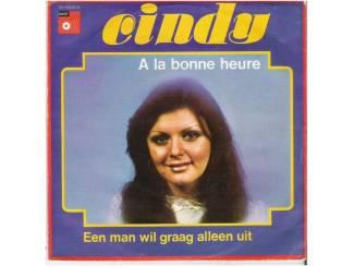 "CINDY: ""A la bonne heure"""