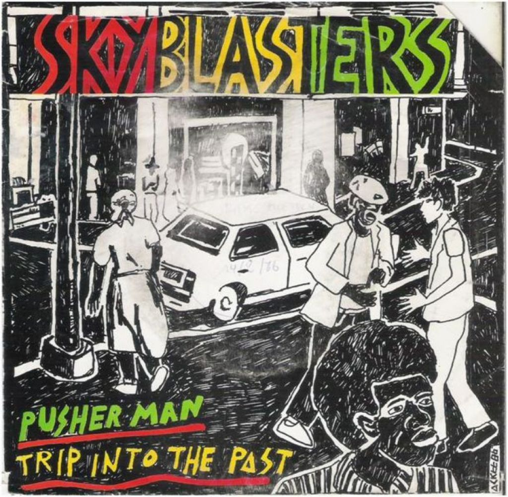 """SKYBLASTERS: """"Trip into the past"""""""