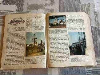 Overige Boeken en Diversen 2 BOEKEN;LA GEOGRAPHIE d/L BELGIQUE,des LIVRES anciens
