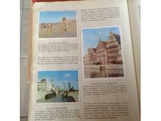 Overige Boeken en Diversen 4 BOEKEN;LA GEOGRAPHIE de L'EUROPE .4 LIVRES ancien