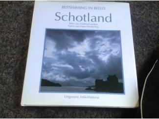 Schotland ; Mooie boek om eventeel een reis te boeken,de moeite