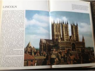 Overige Boeken en Diversen Boek v.Kathedralen,prachtige kerken cathédrales,de belles églis