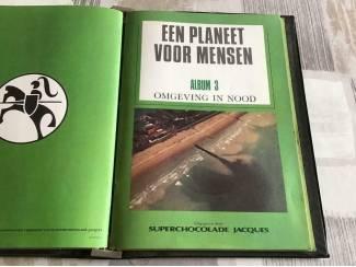 Overige Boeken en Diversen BOEKEN ; PLANEET VOOR MENSEN 4 stuks , algemene kennis