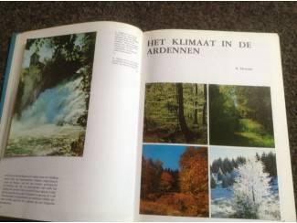 Boek NATUUR en het KLIMAAT en het plantenleed in heel België