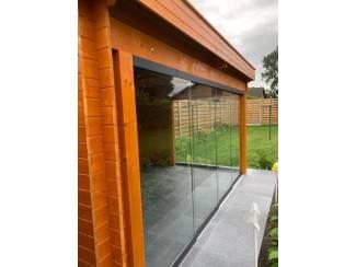 Tuinhuisjes, Blokhutten en Kassen Tuinhuis-Blokhut G4434 ZG zonder glas: 448 x 340 m