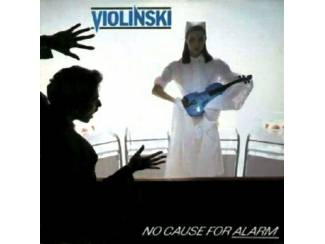 "VIOLINKSKI: LP ""No Cause for Alarm"""