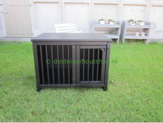 Houten bench model Mila