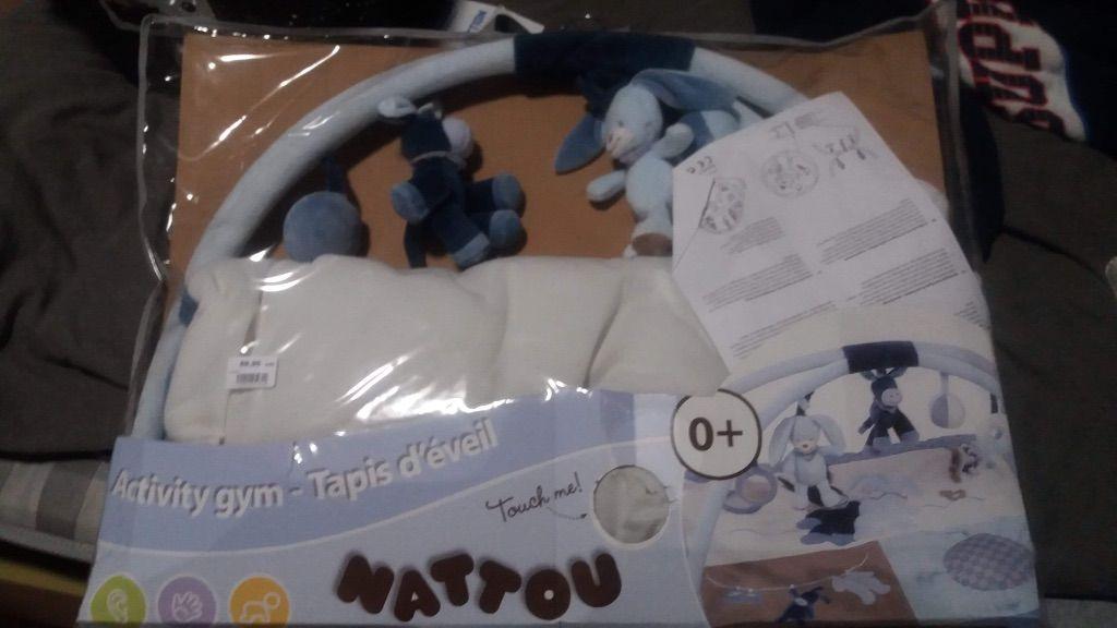 Nattou speelmat