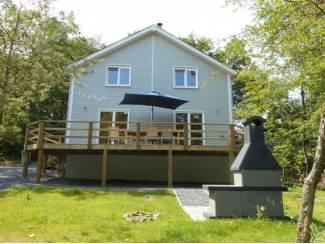 luxe chalet met sauna voor 8 pers. 4 slp, 2 bdk te Barvaux/ Durbu