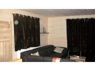 Vakantiehuizen | Belgie en Luxemburg Luxe chalet met sauna te Durbuy voor 8 pers. 4 slp; 2 badk