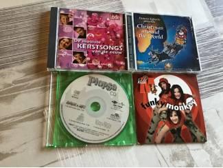 CD's liedjes voor kinderen ; CD 's liedjes voor kerstdag