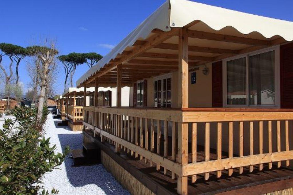 Stacaravan | Chalet te huur bij zee| Toscane |  Italië