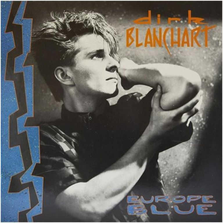 "DIRK BLANCHART: LP ""Europe Blue"""