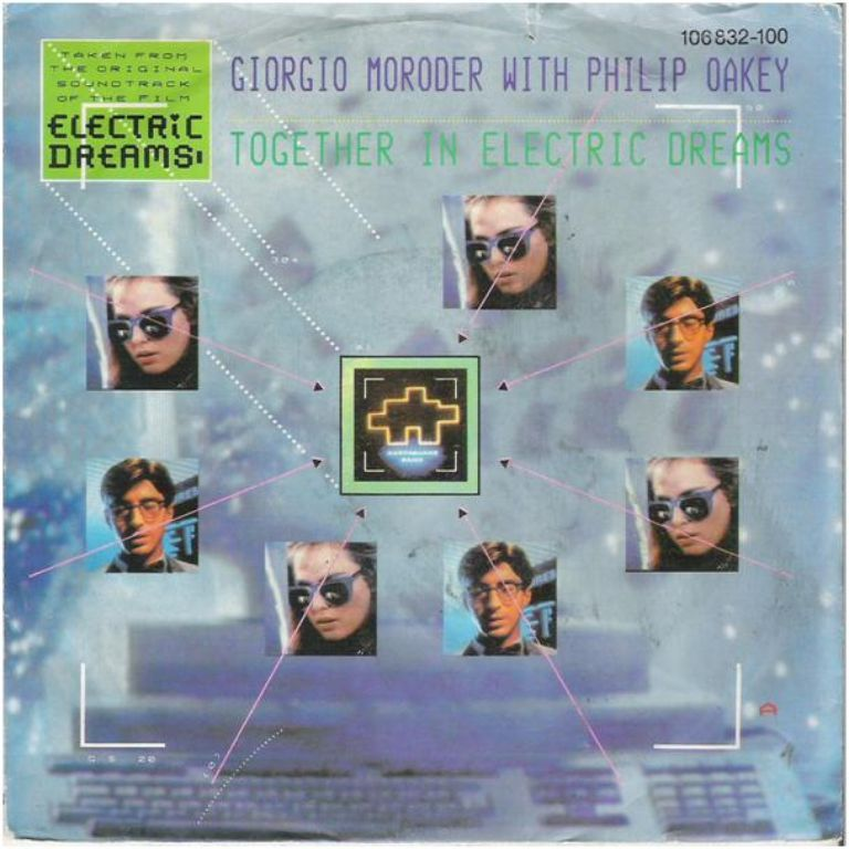 """GIORGIO MORODER & PHILIP OAKEY: """"Together in electric dreams"""""""