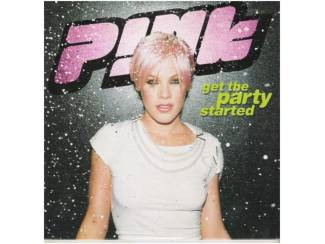 """P!NK: """"Get the party started"""""""