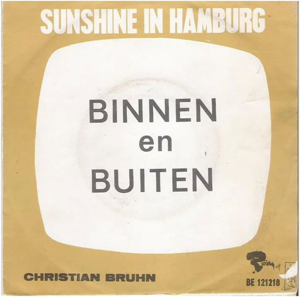 "CHRISTIAN BRUHN: ""Sunshine in Hamburg"" - TV-TUNE Binnen en Buit"