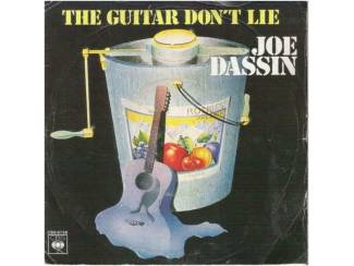 "JOE DASSIN: ""The guitar don't lie"" (in 't Engels!)"